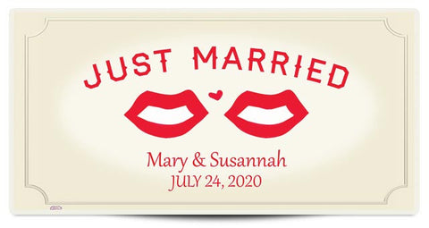 The Mary Personalized Banner