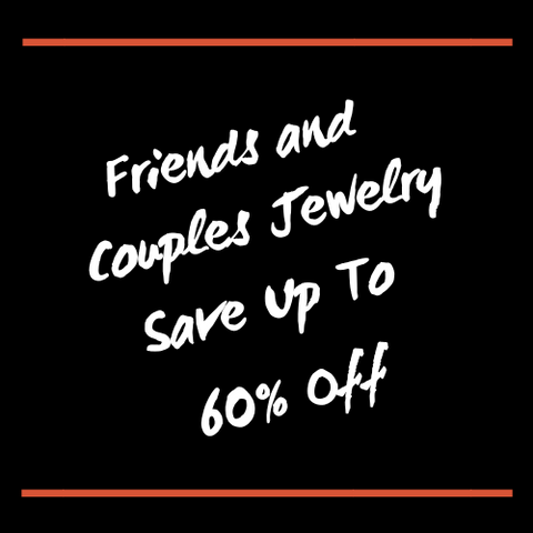 Couples and Best Friends Jewelry For 2 or More