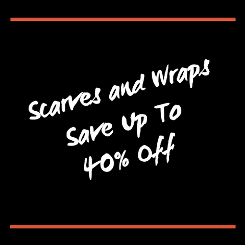 Scarves, Handkerchiefs, Wraps and Shawls