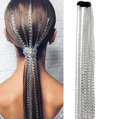 Ponytail Hair Chain Extensions