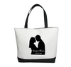 Personalized Sweetheart Tote Bag