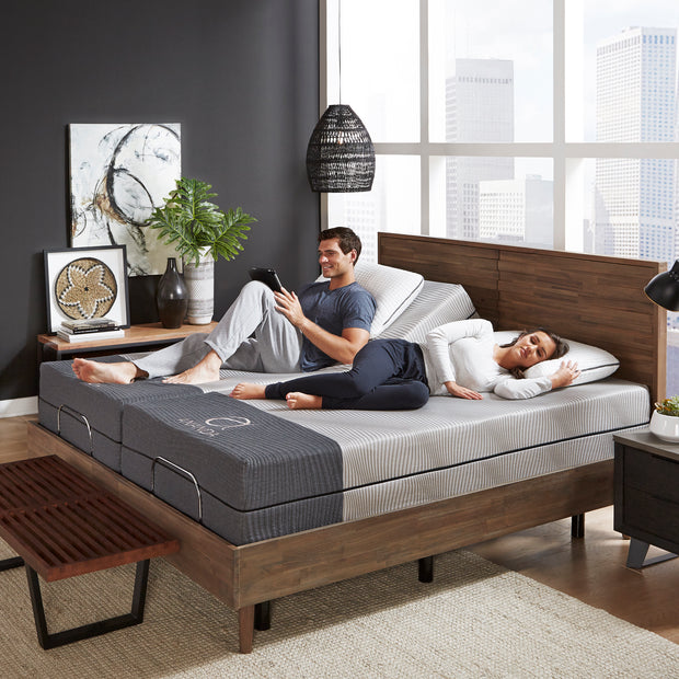 Build your own Ananda Sleep System: Mattress & Adjustable Base