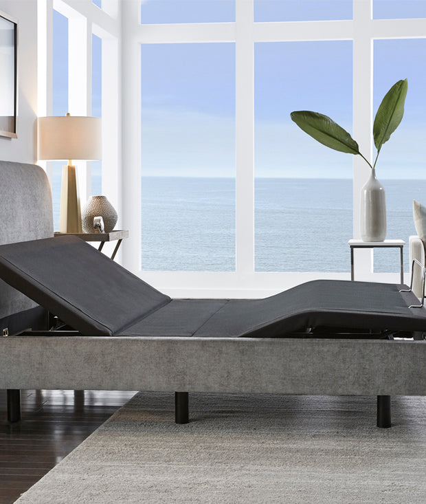 "Ananda 15"" Smart Adjustable Base with Pillow-Tilt, Massage, Zero Gravity and more - Ananda"