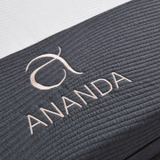 "Ananda 12"" Pearl and Gel Infused Memory Foam Mattress - Ananda"