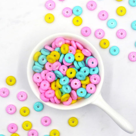 Donuts sprinkle candy