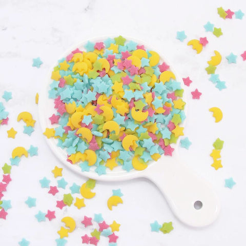 Stars and Moons Candy Sprinkles