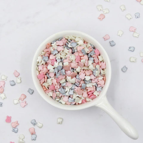 bunnies Shimmery Candy Confetti