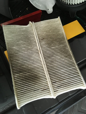 Replacing Your Car's Cabin Air Filter