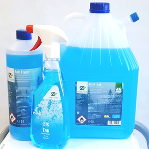 Ethanol vs. Methanol In Winter Washer Fluids and De-Icers