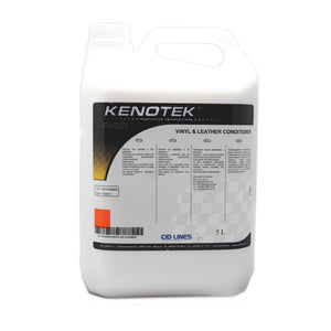 Kenotek Vinyl & Leather Conditioner - 169 oz
