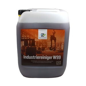 Industry Cleaner W99 - 338 oz (10 liters)