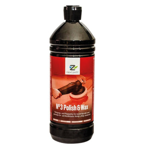 No. 3 Polish & Wax - 1000 ml (33.8 oz)