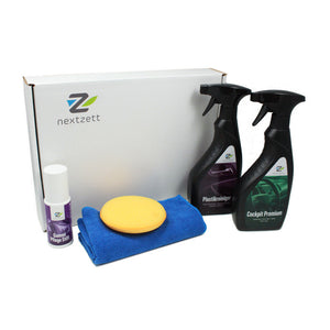 Interior Car Care Kit (5-piece)