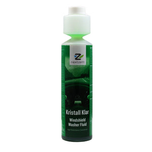 nextzett 92100815 Kristall Klar Washer Fluid Concentrate 1:200