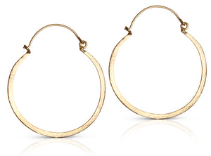 Annie Md Hoop earrings
