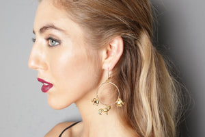 Grace, Strength, Wisdom Earrings