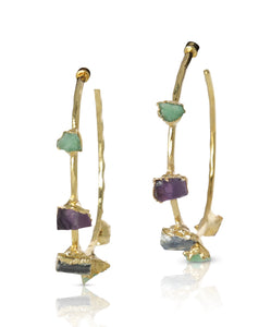 Harlene Multi Earrings