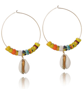 Kayitz beaded earrings