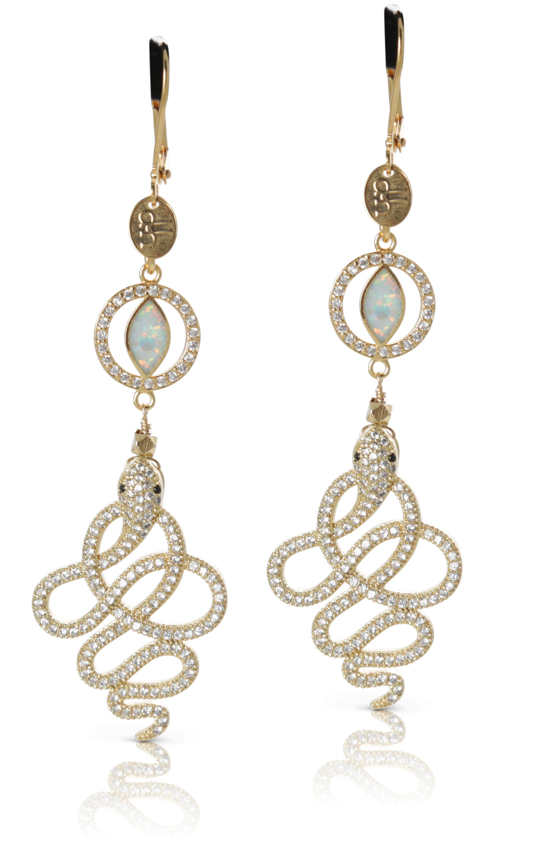 Sally Crystal Earring