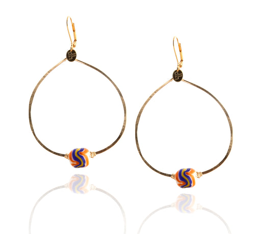 Talitha Gold Filled  Indo Earring