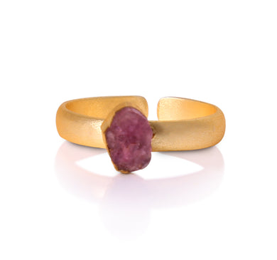 Aramis Pink Tourmalie Ring