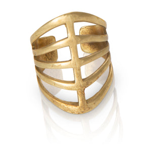 Gladiator Brass Ring