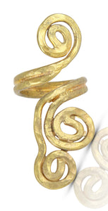 Siren Brasslow Ring