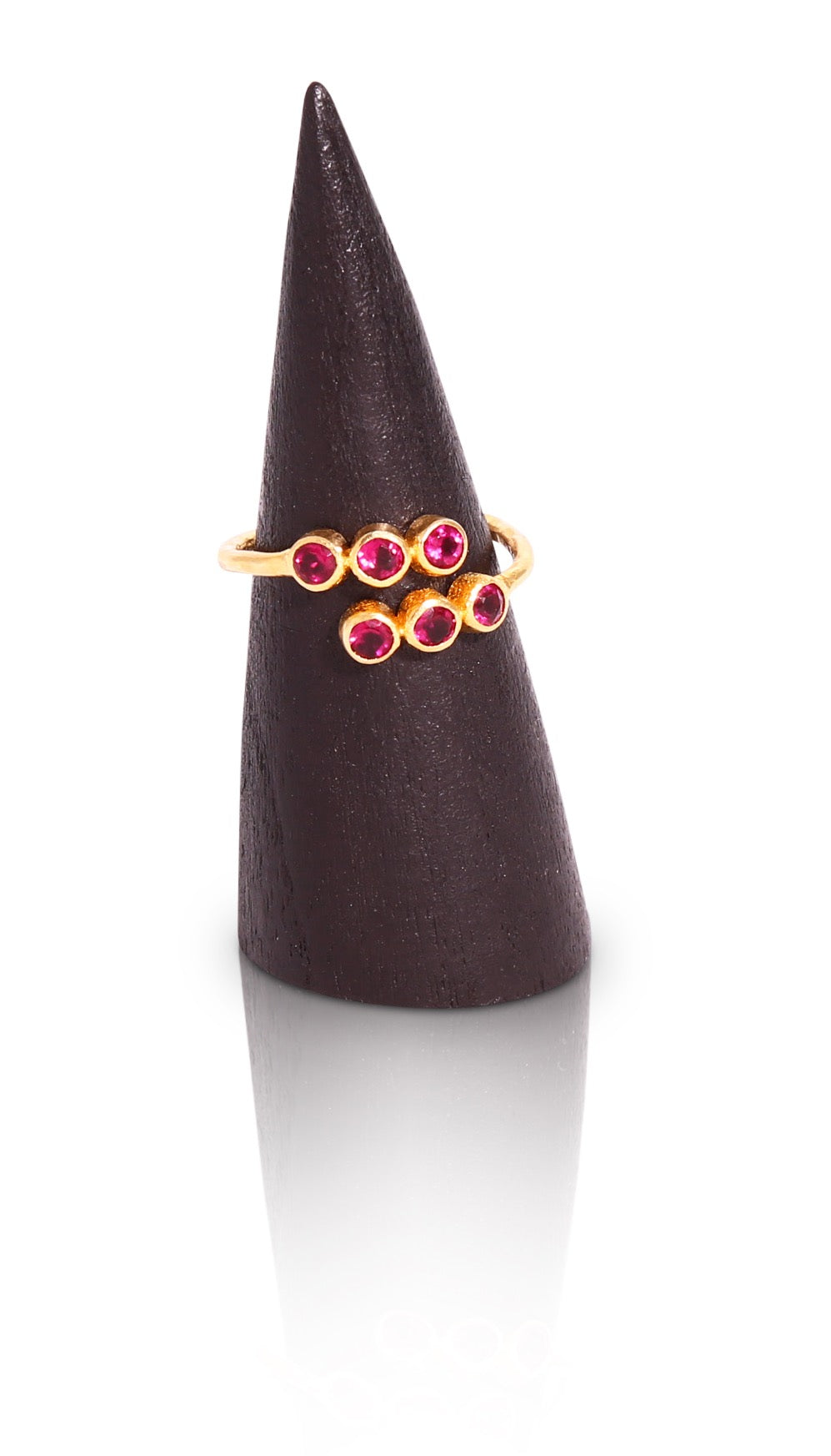 Esmerelda Ruby Ring