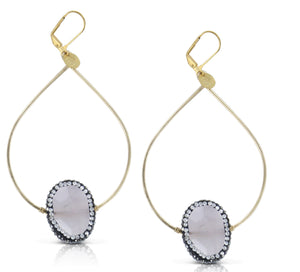 Charmella Rose Quartz