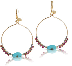 Dovie Turquoise Earrings