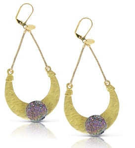 Trevor Gold Earrings