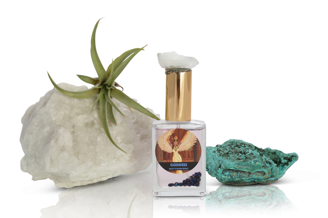 Goddess Metaphysical Home and Body Spray