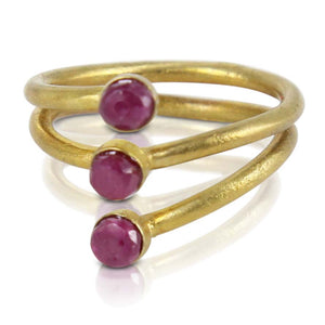 Allegent Ruby Ring