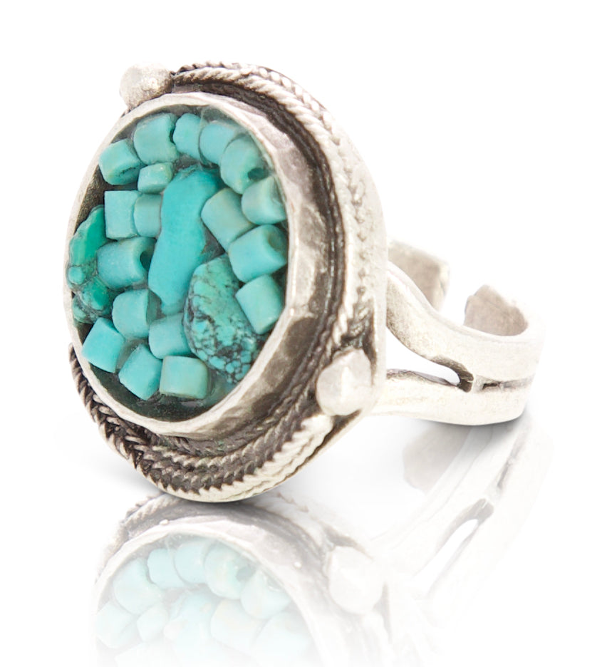 Jameson Turquoise Ring