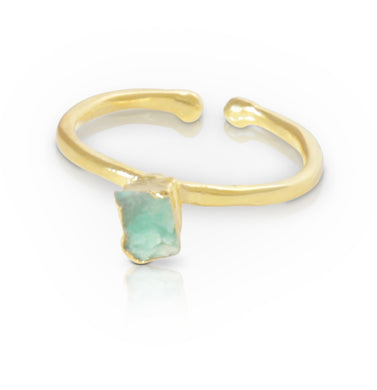 Styles Chrysoprase Ring