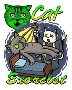Cat Exorcist Apparel And Gifts