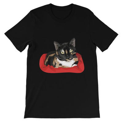 Calico Cat Kids T-Shirt