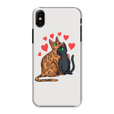 Valentines Day Cat Love Phone Case
