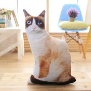 Cute Cat Pillow Cushions