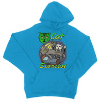 Cat Exorcist Apparel And Gifts Hoodie