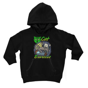 Cat Exorcist Apparel And Gifts Kids Hoodie