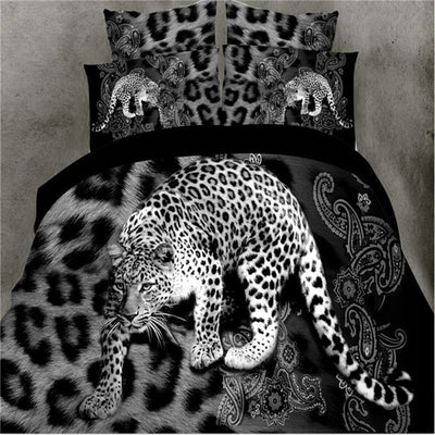 3-D Collectibles Bed Set