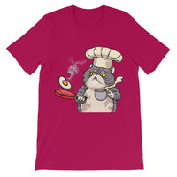 Persian Cat Cook Kids T-Shirt