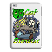 Cat Exorcist Apparel And Gifts Tablet Case