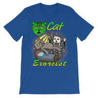 Cat Exorcist Apparel And Gifts Kids T-Shirt