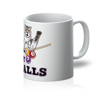 My Balls Neutered Bengal T Shirt Mug