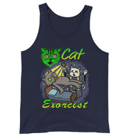 Cat Exorcist Apparel And Gifts Jersey Tank Top