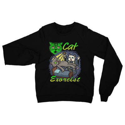 Cat Exorcist Apparel And Gifts Sweatshirt