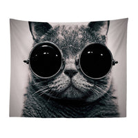 Cuteness Overload Cat Tapestry