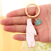 Cute Animal Key Chain For Women